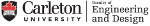 Carleton University - Faculty of Engineering and Design Logo